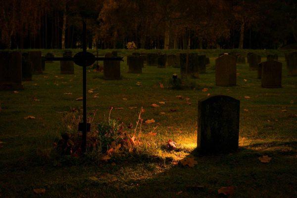 Mi triste tumba